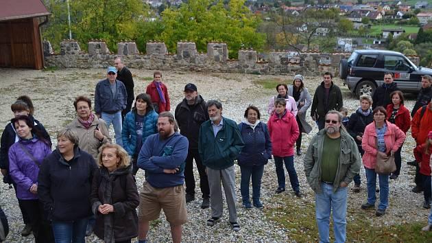 Sobotníci se rozloučili s expozicemi Táborský poklad a Život ve středověku.