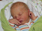 Richard Horňák z Tábora. Narodil se 5. listopadu v 7.44 hodin. Vážil 3240 gramů a je prvním dítětem rodičů Martiny a Vladimíra.