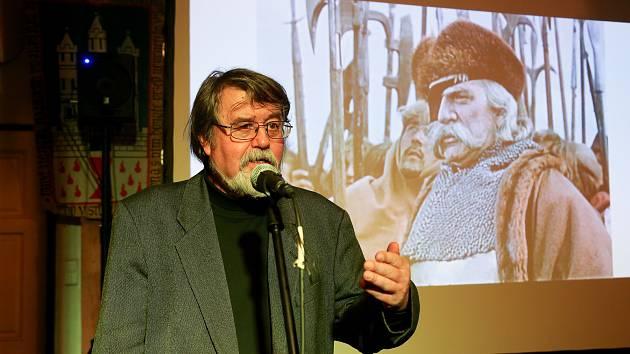 Historik Petr Čornej