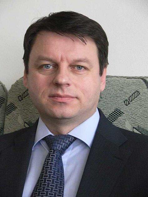 Ředitel táborské nemocnice Ivo Houška