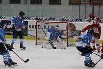 HC Tábor - HC Slavia Praha 6:3.