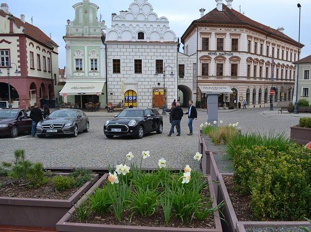 Staré Město Tábora.