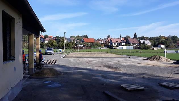 Ilustrační foto - hřiště Tučapy.
