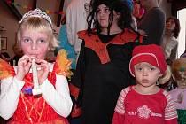 Dětský karneval. Ilustrační foto.