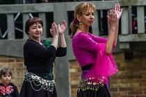 Mezinárodní den tance oslaví za dobrého počasí také Tábor.