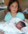 Adam Zídek z Meziříčí. Narodil se  14. června  šest minut po šesté hodině. Vážil  4020 gramů, měřil   51 cm a už má osmiletou sestřičku Elišku.