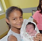 Laura Vladislava Boháčová ze Sezimova Ústí. Narodila se 10. září 2018 ve 4.10 hodin. Vážila 3360 gramů, měřila 50 cm a doma má sourozence Sáru (10), Vanesu (5), Tadeáše (4) a Kubu (11).