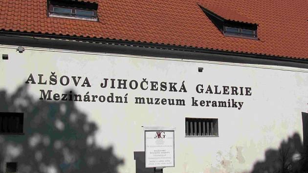 Alšova jihočeská galerie Bechyně.