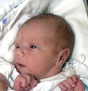 ANTONÍN ROUS Z MĚŠIC. Rodičům Pavle a Davidovi se 8. října narodil jejich první syn. Jeho váha byla  3360 g a měřil  48 cm.