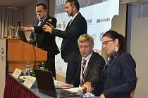 V Táboře se koná konference o energetice.
