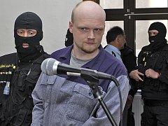 Miloslav Širůček u soudu v roce 2010.