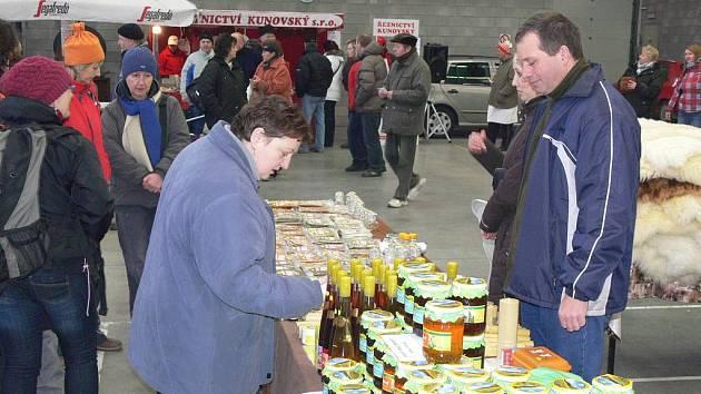 Farmářské trhy by se mohly i v Táboře stát tradicí
