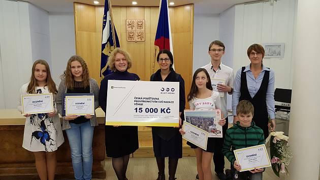 Pět dětí z Plané nad Lužnicí získalo titul Mladý hrdina.