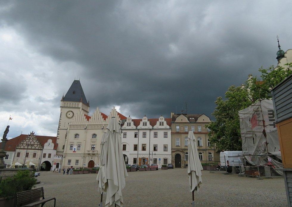 Výlet do Tábora, okolí Choustníku, Tučap, Budislavi, Košic i Borku v pondělí 17. května.