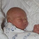 Vojtěch Dobrovolný z Tábora. Na svět přišel  19. března ve 13.53 hodin. Vážil 3880 gramů, měřil52 cm a má brášku Filipa  (téměř čtyři roky).