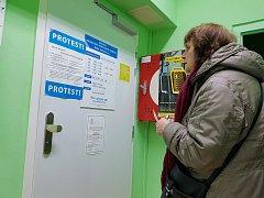 Do stávky se na Táborsku ve středu zapojí většina praktických lékařů.