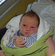 Martin Tumpach z Plané nad Lužnicí. Na svět přišel 26. únorav 9.20 hodin. Prvorozený syn rodičů Pavly a Ladislava po narození vážil 3730 gramů a měřil 52 cm.