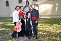 Ve víru flamenca se ocitnou návštěvníci Setkání s hudbou.