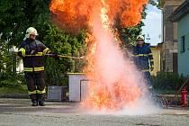 Bechynští dobrovolní hasiči fungují už od roku 1874