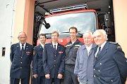 Soběslavští hasiči oslavili čtyřicítku