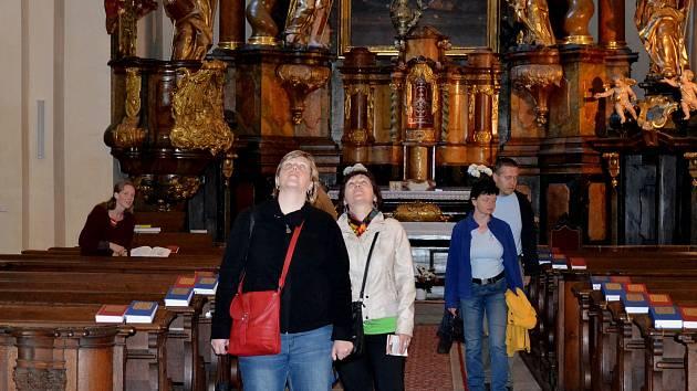 Podmanivá atmosféra Noci kostelů se v pátek rozhostí i na Táborsku.