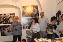 Galerie Auritus představila fotografie Jindřicha Štreita.