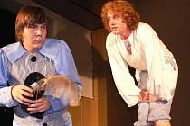 Sudoměřický festival amatérských divadel loni odstartovalo představení Skapinova šibalství.