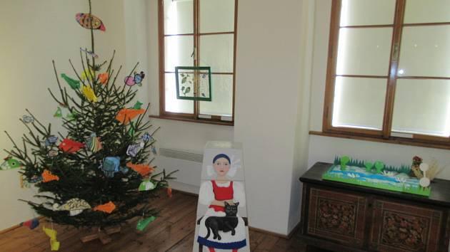 Vánoční výstava - Kapr ve všech podobách Smrčkův dům.
