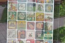 Pivní výstavu v Sezimově Ústí navštívila Petra Poslušná