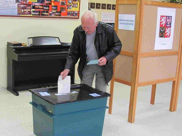 Volební sobota.