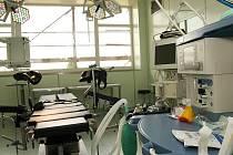 Operace v táborské nemocnici by při výpadcích dodávek plynu nebyly ohroženy