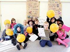 Děti ve školce. Ilustrační foto