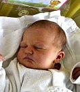 Eliška Míková z Veselí nad Lužnicí. Narodila se 22. října osm minut po osmé hodině. Vážila 3300 gramů, měřila 48 cm a doma už má tříletého brášku Filipa.