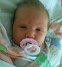 Izabel Chytilová ze Soběslavi. Přišla na svět  19. června ve 3.55 hodin. Vážila  4140 gramů, měřila rovných 50 cm a doma už má  brášku Daniela.