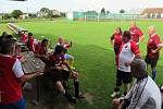 Zakladatel tradice slavil výročí fotbalem