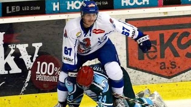 Hráči HC Tábor milevského rivala jasně převálcovali.