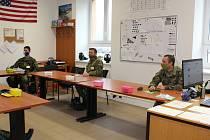 Zahájení kurzu angličtiny a znovuotevření dětské skupiny – to jsou první vlaštovky, které naznačují postupný přechod do normálního provozu 15. ženijního pluku.