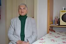 Marie Máslová z Čekanic oslaví v listopadu 93. narozeniny.