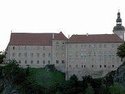 Zámek v Bechyni. Ilustrační foto.