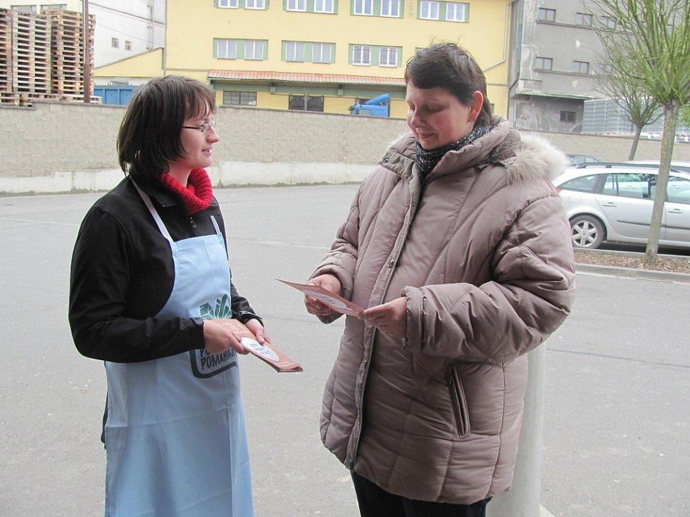 Vysvětlit sbírku si nechala i Jaroslava Brandštýlová z Moravče u Chotovin.