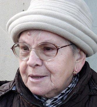 Jiřina Hrdinková zMladé Vožice
