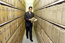 Při pátrání po svých předcích můžete v archivu strávit celé hodiny.