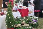 První adventní neděli se v Bechyni rozzářil nejen stromek, ale také historická kašna na náměstí.