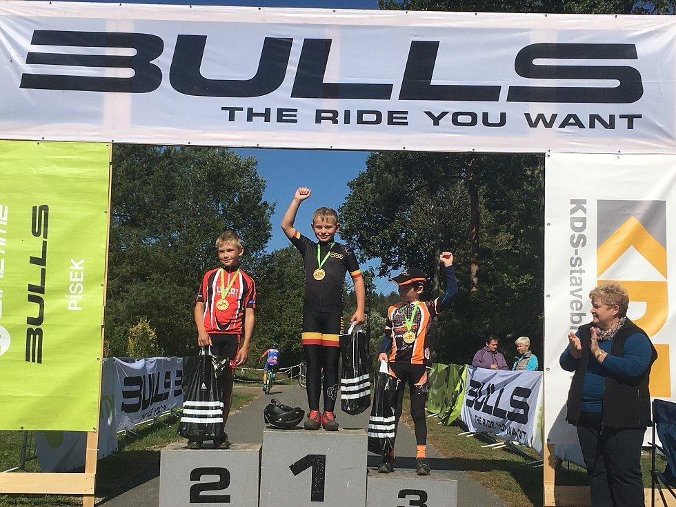 V neděli 22. září odstartoval CTW Junior Cup prvním cyklokrosovým závodem v Kukle.
