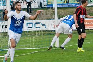 Táborsko chce být v utkání s Třincem gólově efektivní - jako E. Ciku v utkání s Opavou.