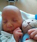 David Novotný z Chomutova. Narodil se rodičům Miloslavěa Zdeňkovi 12. května v 15.30 hodin jako jejich první dítě. Po porodu vážil 2640 gramů a měřil 43 cm.