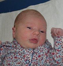 Emílie Bastlová z Vlásenice. Narodila se  26. listopadu  v 10.55 hodin. Vážila 3400 gramů, měřila 48 cm a je prvním dítětem rodičůAndrei a Pavla.