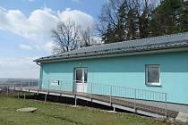 Kuželna v Chotovinách má v současnosti dvě dráhy, kapacita místnímu sportovnímu oddílu už nestačí.