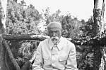 Tomáše Garrigua Masaryka pojilo s Čapek dlouholeté přátelství.