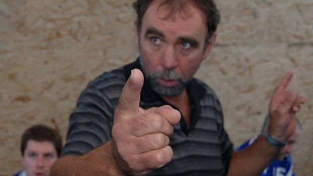 Co na soupeře vymyslí trenér Spartaku MAS Petr Havel?